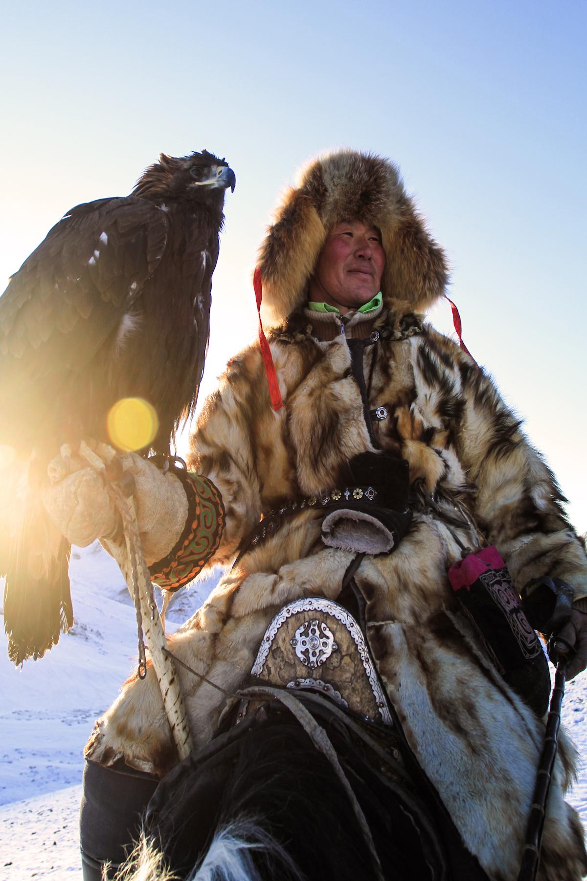 Eagle-Hunter-Portrait-Mongolia-Nomadic-J