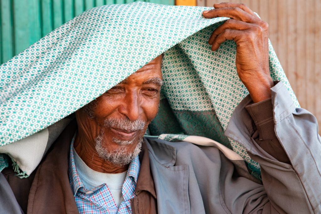Street photography in Addis Ababa with Wild Images photo tours