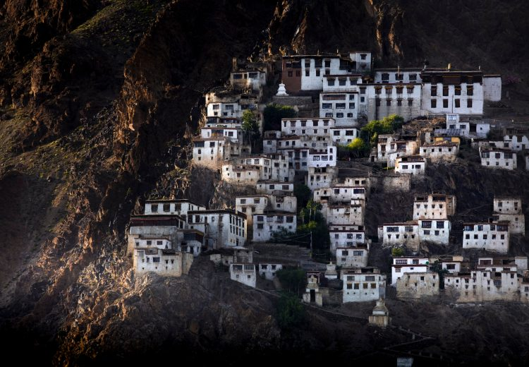 Explore the remote monastery of Marsha on our Zanskar photography tour