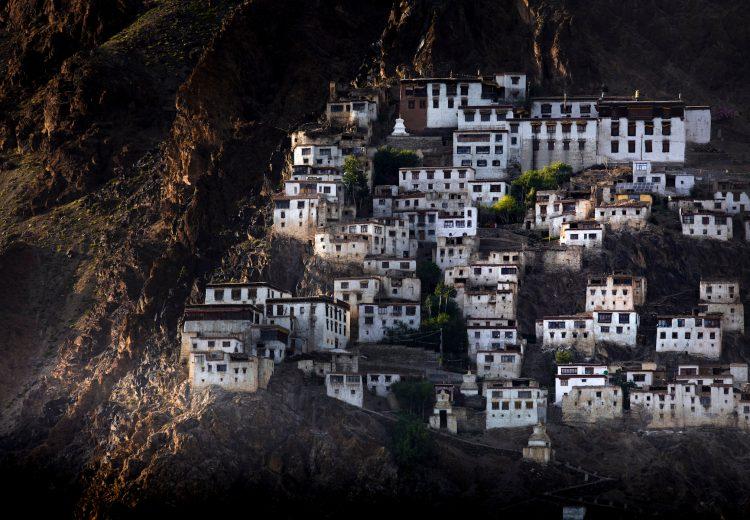 Explore the remote monastery of Marsha on our Zanskar photography tour